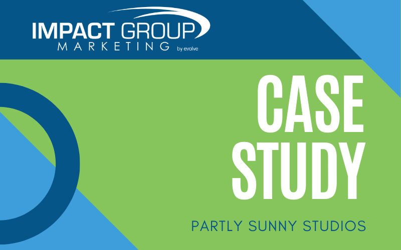 How We Helped Partly Sunny Studios Exceed Their Goal