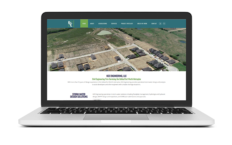 New Website Launch: KCE Engineering, LLC