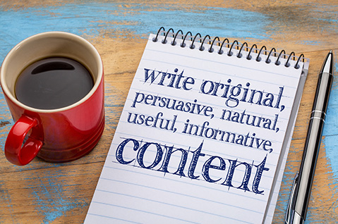 Impact Group Marketing - Content Writing